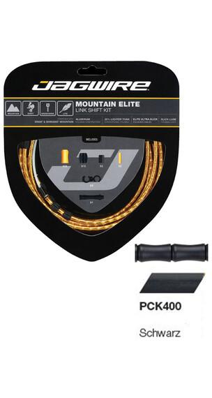 Jagwire Mountain Elite Link Linka przerzutki czarny